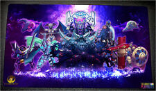 FREE SHIPPING Custom Yugioh Playmat Play Mat Yugimation D/D/D Playmat DOCS-EN098