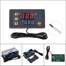 20A 12V Temperature Timing Timer Delay Digital Dual Display Relay Module Control