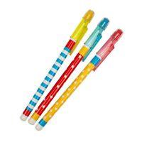 Trendhaus Bleistift Zieh- / Steck incl. Radierer & Schutzkappe Cool School crazy