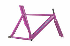 Tiemeyer Signature Track Bike Frameset Large Aluminum