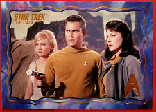 "STAR TREK TOS 50th Anniversary - ""THE CAGE"" - GOLD FOIL Chase Card #59"
