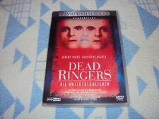 Die Unzertrennlichen - Dead Ringers  DVD Jeremy Irons (David Cronenberg)
