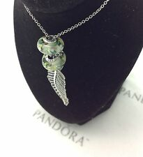 Pandora Mothers Day Gift Set Case Necklace Beads 925 limited edition.