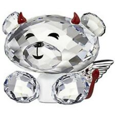 "SWAROVSKI SILVER CRYSTAL ""BO BEAR NAUGHTY BUT NICE 2012 NEW RELEASE"" 1143382 MIB"