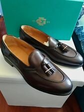 NEW💥Edward Green Belgravia💥Tassel Loafer Men Shoes💥UK 9.5 US 10 E