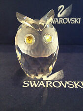 SWAROVSKI FIGUR EULE GROß !!! ((( TOP ZUSTAND )))
