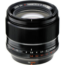New Fujifilm XF 56mm f/1.2 R APD Lens
