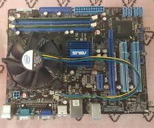 Asus P5G41-M w/ Intel Dual Core E5300 2.93GHz, 2GB RAM, No I/O Shield