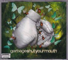 Garbage - Shut Your Mouth - CD (MUSH106CDS Mushroom 4 x Track)