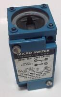 HONEYWELL MICROSWITCH 10A 600VAC LIMIT SWITCH LSA3K NO OPERATING HEAD