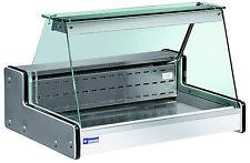 Auftischkühlvitrine Kühlvitrine Kühltheke Verkaufstheke 1000x750x650mm Gastlando
