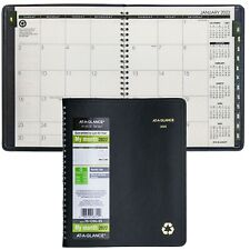 2022 At A Glance 70 120g Monthly Planner 6 78 X 8 34 Recycled