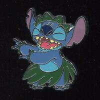 Stitch Booster Set Hula Stitch Disney Pin 107004