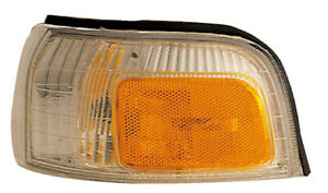 Parking Signal Side Marker Light for 90-91 Honda Accord Driver Left