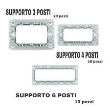Supporti 3 4 6 Moduli Compatibile con BTicino Serie MATIX Sped VELOCE GRATIS