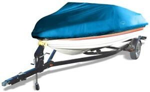 Offshore Moorning Boat Covers by Eevelle - Slip On 300D Durapel Polyester Canvas