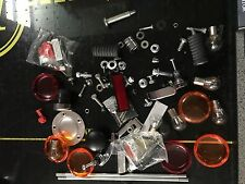 Mixed Lot Of Small Harley Davidson Accessory Parts Street Glide V road Deluxe