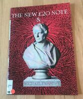 The New 20 Pound Note & Michael Faraday by Roger Withington - Printed 1991