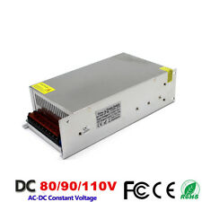 600/720/800/1000/1200W Switching Power Supply 110/220VAC-DC70 80 90V Transformer