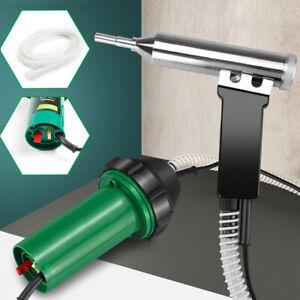 1000W Split Plastic Welding Heat Gun Torch Hot Air Pistol Welder 40-550℃ 2800Pa