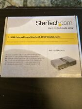 StarTech .com USB 1.0/1.1 (ICUSBAUDIO7D) Sound Card