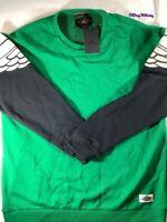 Nike Air Jordan Retro Wings Classic Crew AJ1 Boston Celtics size L (AO0426-302)