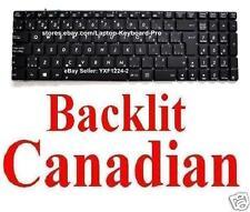 ASUS N76V N76VB N76VJ N76VM N76VZ Keyboard - Canadian CA  Backlit