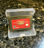 Legend of Zelda: The Minish Cap GBA Game Boy Advance - Cart Only - FAST USA SHIP
