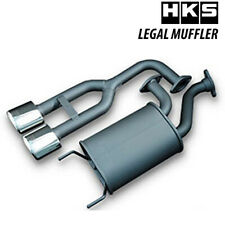 HKS OEM TOYOTA LEVIN AE86 4A-GE LEGAL EXHAUST ☆ 3302-ST029 ☆