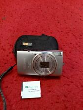 Canon Powershot ELPH 360 HS 12x Digital Camera - Silver