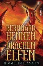 Himmel in Flammen / Drachenelfen Bd.5 von Bernhard Hennen   UNGELESEN