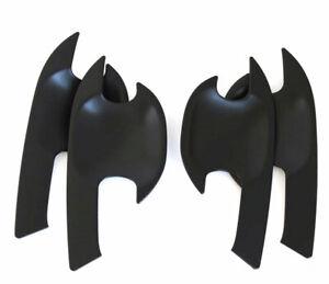 Styling Türgriffblende in schwarz matt für Ford Ranger ab 2012+