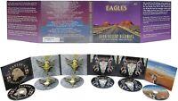 EAGLES - DARK DESERT HIGHWAYS - THE LEGENDARY BROADCASTS 6 CD BOX SET #
