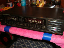 Technics Sh-8058 Equalizer Works Great