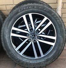 "1 Genuine Mercedes BENZ 19"" X CLASS POWER Wheel Rim 95% BRIDGESTONE Tyre 255 55"