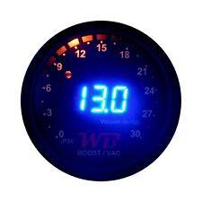 WB B2 Digital Boost Display Gauge (Blue)
