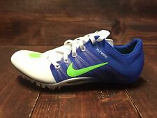 NEW Mens NIKE ZOOM JA FLY 2 Track Running Shoe w/ Spikes 705373 143 Sz 12.5
