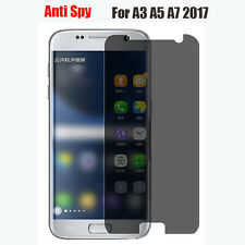 ANTI-SPY PRIVACY TEMPERED GLASS SCREEN PROTECTOR FOR SAMSUNG GALAXY A3 2017