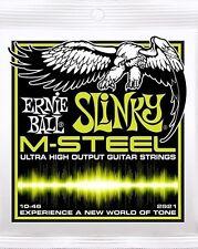 ERNIE BALL  Jeu de cordes électriques Regular M-Steel 10-46 - 2921