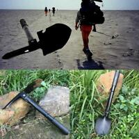 Military Portable Folding Shovel Survival Spade Outdoor Tool for Hiking Camping/
