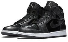 fbbd7280f639 Nike Men s Air Jordan 1 Retro High  Black Patent  Shoes Size 11.5 NIB 332550