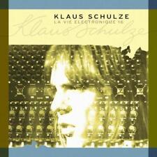 CD de musique digipack pour Pop Klaus Schulze
