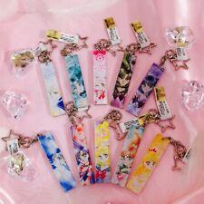 【Sailor Moon Store 25th】original goods Acrylic stick key holder 10set complete