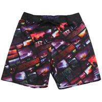 Oakley Tropica Boardshort Mens Size 34 L Black Surf Swim Boardies Casual Shorts