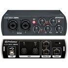 PreSonus AudioBox USB 96 USB Audio Interface 25th anniversary edition