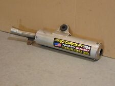 1990 YAMAHA YZ250 PRO CIRCUIT 304  FACTORY SOUND SILENCER MAY FIT OTHER YEARS
