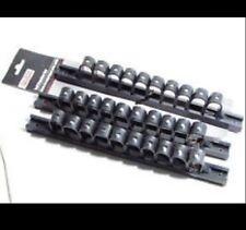Tool Bench Hardware 10 Screwdriver Holder Organizer Bar Free Shipping