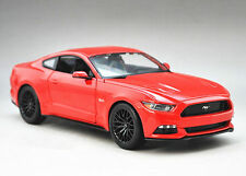 Maisto 1:18 2015 Ford Mustang GT Diecast Metal Model Car Red New 31197