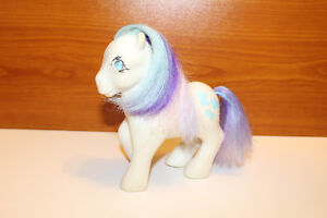 "MI PEQUEÑO PONY ""GINGERBREAD"" MY LITTLE PONY HASBRO 86 SPAIN TWINKLE EYED #2"