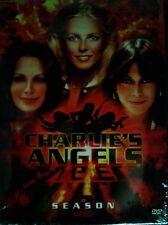 CHARLIE's ANGELS The COMPLETE SECOND SEASON 18+ Hours of Action 6-Disc SEALED